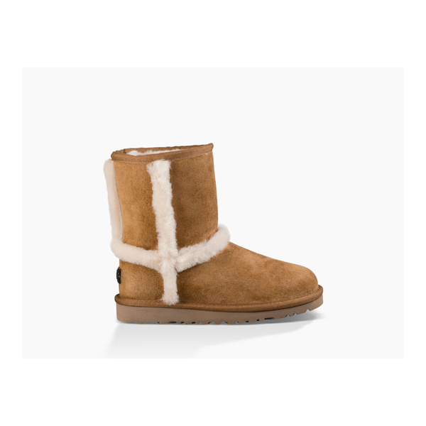 KIDS' UGG HADLEY CHESTNUT ON SALE