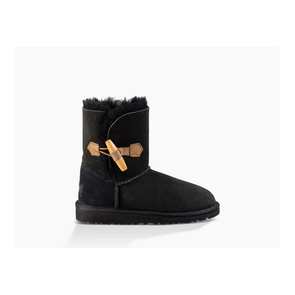 YOUTH UGG EBONY BLACK ON SALE