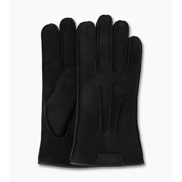 MEN'S UGG CASUAL GLOVE BLACK ON SALE