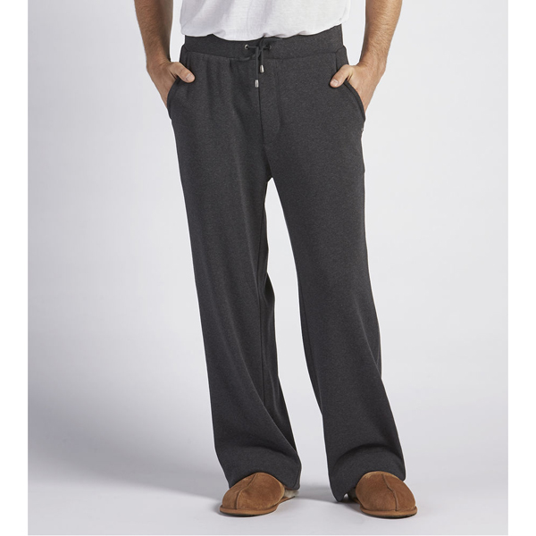MEN'S UGG COLTON PANTS BLACK BEAR HEATHER ON SALE
