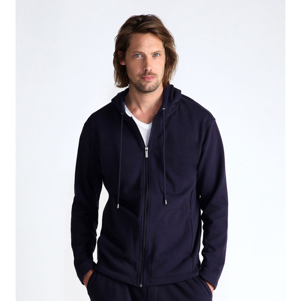 MEN'S UGG CONNELY HOODIE NAVY ON SALE