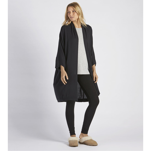 WOMEN'S UGG NORA WRAP BLACK ON SALE