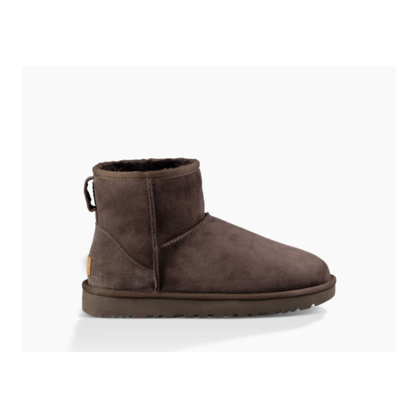 WOMEN'S UGG CLASSIC II MINI CHOCOLATE ON SALE