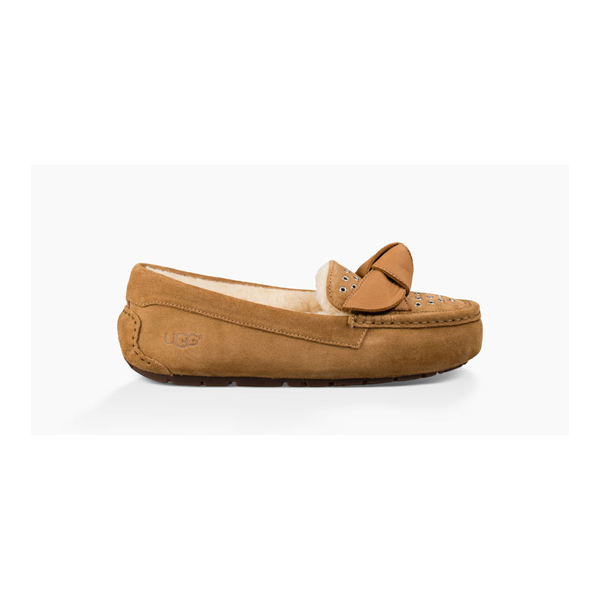 WOMEN'S UGG RHEANNA CHESTNUT ON SALE