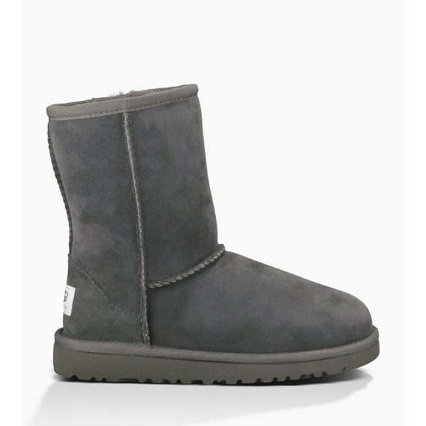 KIDS' UGG CLASSIC GREY ON SALE