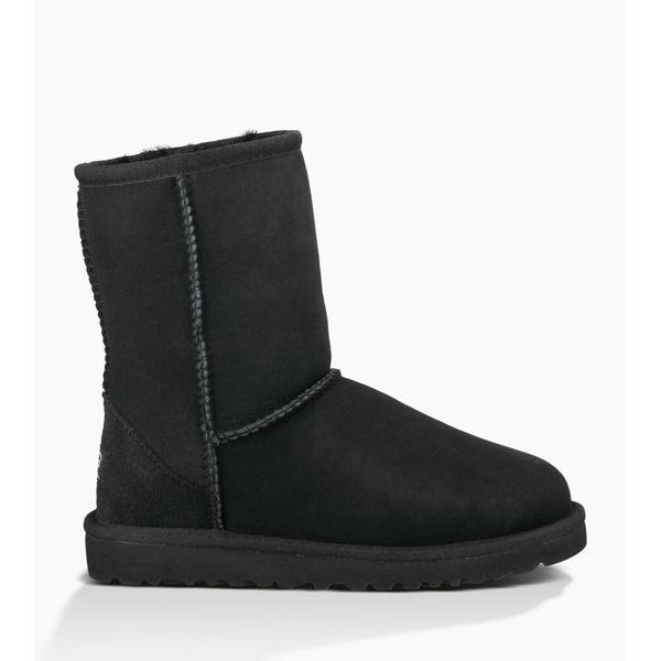 YOUTH UGG CLASSIC BLACK ON SALE