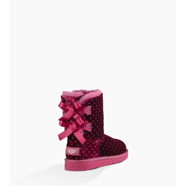 YOUTH UGG BAILEY BOW STARLIGHT LONELY HEARTS ON SALE