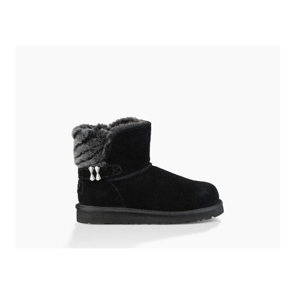 KIDS' UGG ANALIA BLACK ON SALE