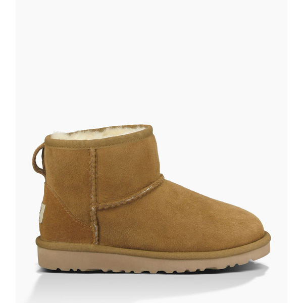 YOUTH UGG CLASSIC MINI CHESTNUT ON SALE