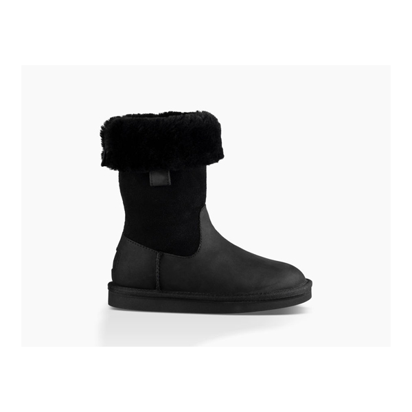 KIDS' UGG JESSLYN BLACK ON SALE