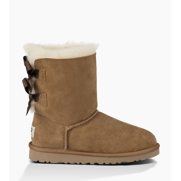 YOUTH UGG BAILEY BOW CHESTNUT ON SALE
