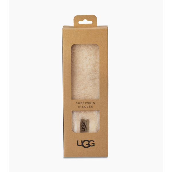 MEN'S UGG SHEEPSKIN INSOLE WHITE ON SALE