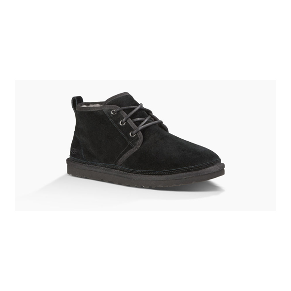 MEN'S UGG NEUMEL BLACK ON SALE