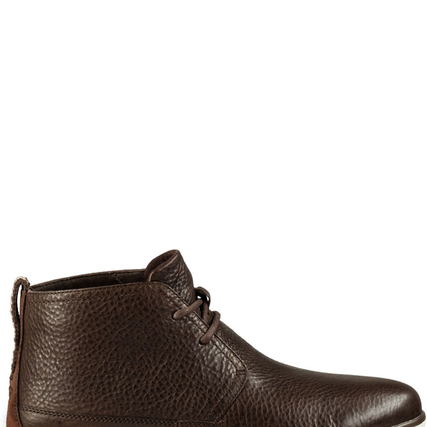 MEN'S UGG FREAMON LEATHER ESPRESSO ON SALE