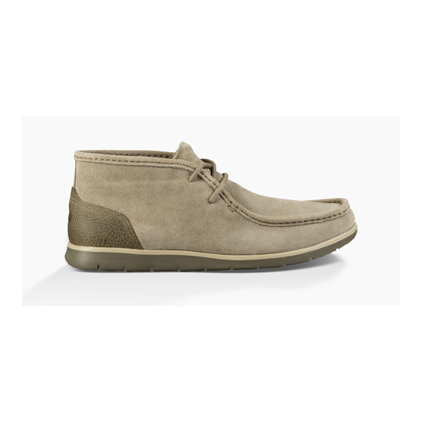MEN'S UGG HENDRICKSON SUEDE DARK FAWN ON SALE