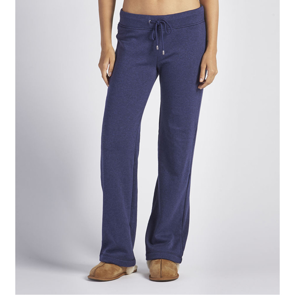 WOMEN'S UGG ORALYN PANTS DARK PAJAMA BLUE HEATHER ON SALE