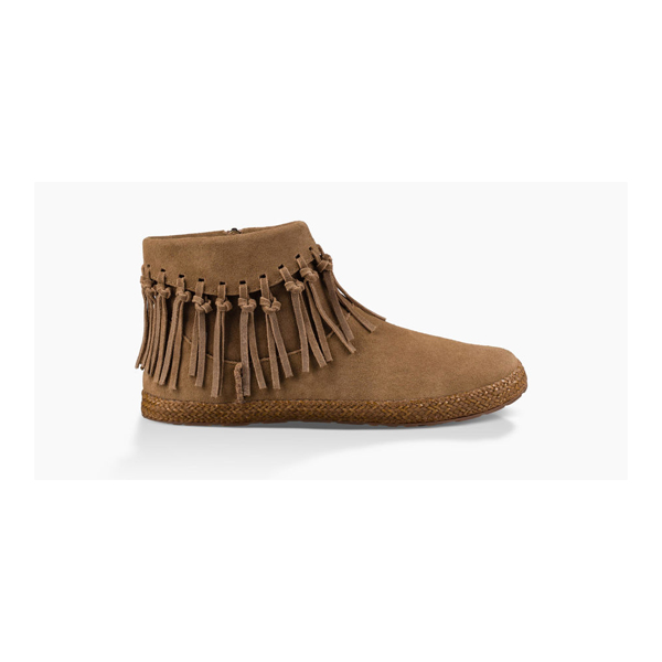WOMEN'S UGG SHENENDOAH DARK CHESTNUT ON SALE