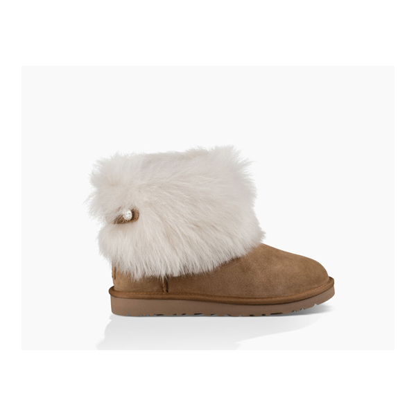WOMEN'S UGG VALENTINA CHESTNUT ON SALE